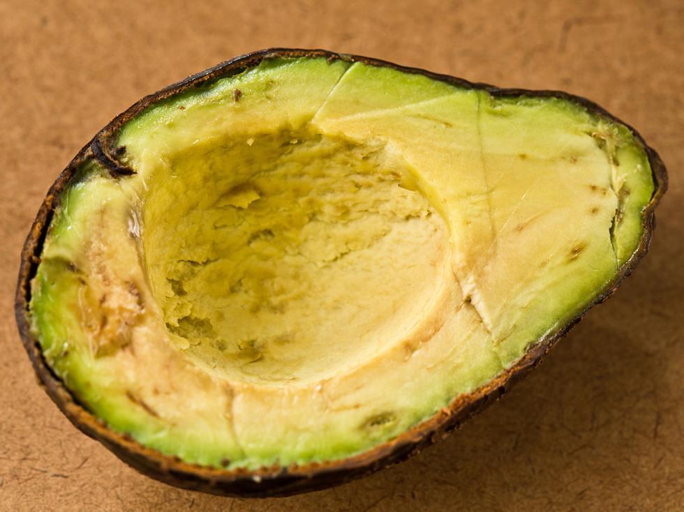 Hat braune punkte avocado Was hat