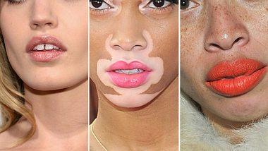 10 inspirierende models karriere trotz makeln - Foto: Getty Images