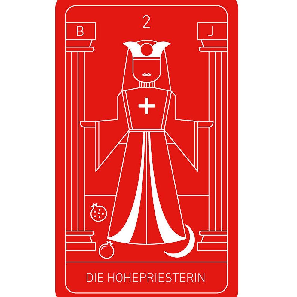 Hohepriesterin