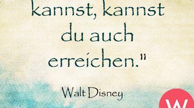 affirmationen leben veraendern disney - Foto: Wunderweib.de mit Thinkstock