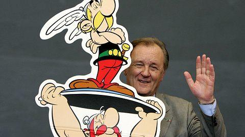 Asterix-Zeichner Albert Uderzo ist verstorben. - Foto: imago images / ZUMA Press