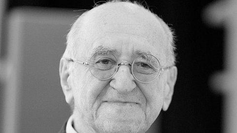 Alfred Biolek wurde 87 Jahre alt. - Foto: IMAGO / Future Image