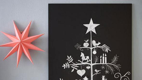 alternative weihnachtsbaeume - Foto: deco&style