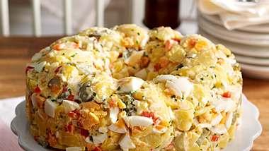 amerikanischer kartoffelsalat - Foto: RFF