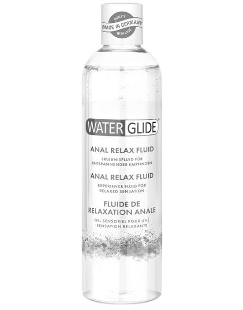 Waterglide Anal-Gleitgel auf Wasserbasis