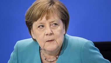 Angela Merkel: Darum sieht man sie nie mit Maske - Foto: Imago Images