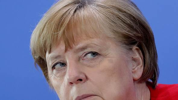 Die Corona-Pandemie stellt Angela Merkel vor große Herausforderungen. - Foto: Getty Images