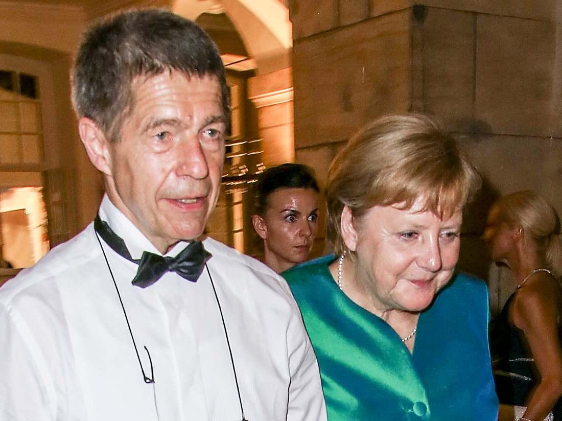 Angela Merkel und Joachim Sauer machten zuletzt mit einer Ehekrise Schlagzeilen. Folgt jetzt die Wende?