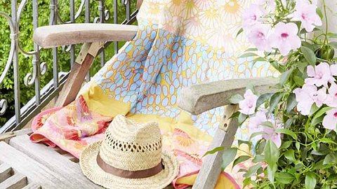 Perfekt für den Sommer: Unsere Picknick-Decke zum selbst nähen - Foto: deco & style