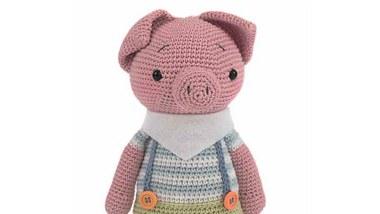 Dieses Schweinchen würde ganz sicher gerne bei Ihnen einziehen! - Foto: EMF