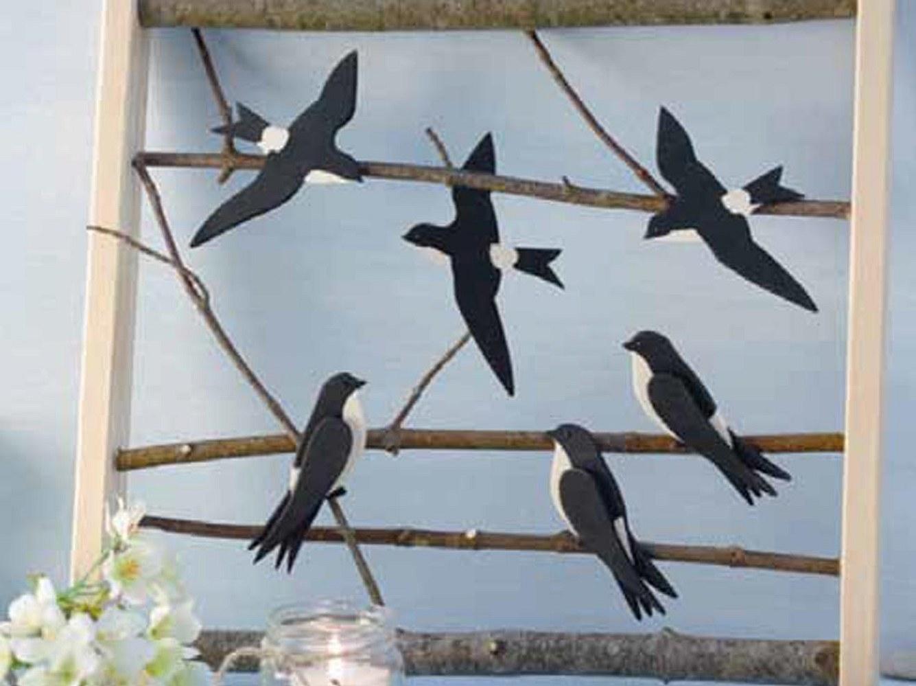 Diese Vögel könnten Ihre neuen tierischen Mitbewohner werden.