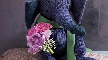 Strickelefant - Foto: Deco & Style
