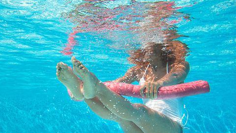 Aquafitness hält einen bei jeder Jahreszeit fit. - Foto: itock/plprod