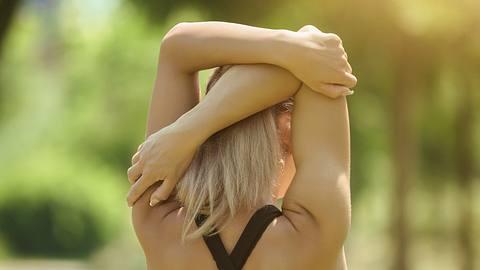 Dieses Armtraining ist für frauen besonders effektiv. - Foto: iStock/bymuratdeniz
