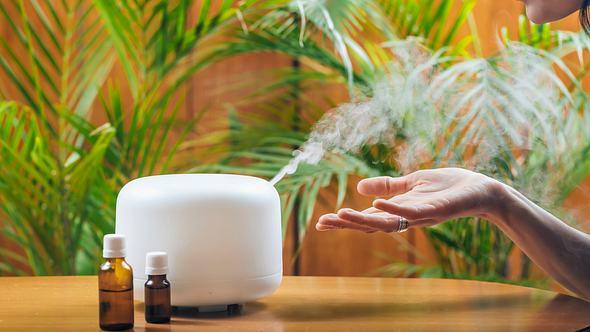 Aroma-Diffuser – so verwandelst du dein Zuhause in ein wahres Duft-Spa - Foto: iStock/:microgen
