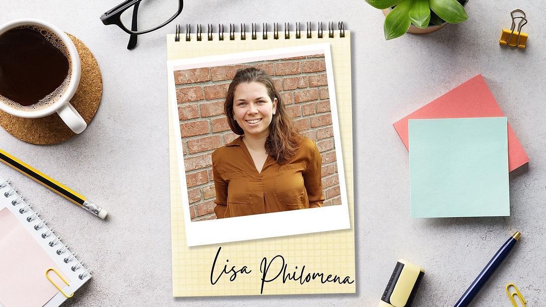 Autorenprofil Lisa Philomena Riechers.