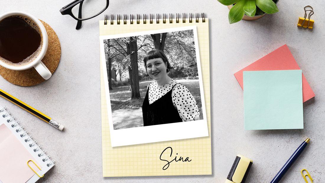 Online-Redakteurin für Wunderweib.de Sina Petri.