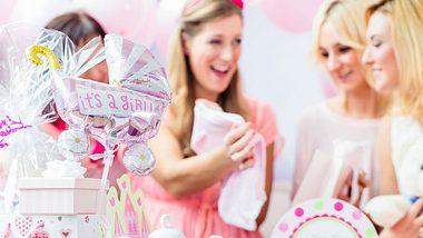 So organisierst du die perfekte Babyparty - Foto: iStock
