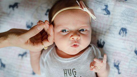 Nach der Geburt gibt es eine Pinkelparty. - Foto: iStock/Linda Raymond
