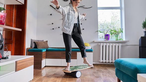 Balance Board - Foto: iStock/ Valeriy_G