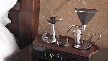 bariseur kaffeemaschine mit wecker - Foto: Josh Renouf