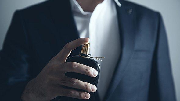 Männerparfum - Foto: iStock/Aramyan