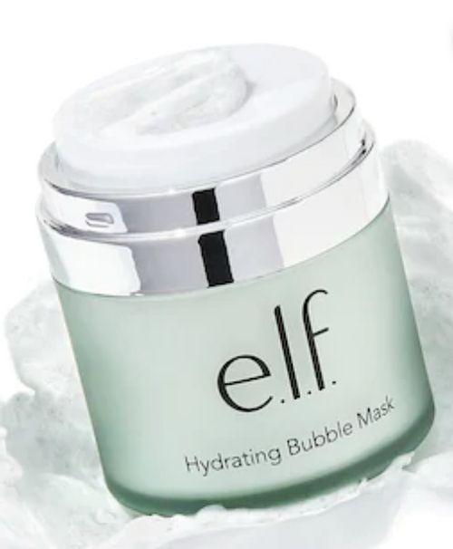 Hydrating Bubble Mask von E.L.F.
