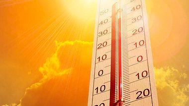 Die Sahara-Hitze sorgt für Temperatur-Extreme in Europa. - Foto: istock / SUNG YOON JO