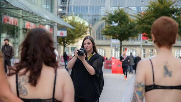 Silvana Denker Frau setzt sich für Selbstliebe ein - nun braucht sie Hilfe - Foto: Leon Valjé