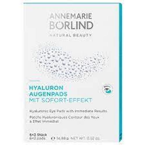 Annermarie Börlind AUGE & LIPPE Hyaluron Augenpads