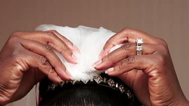 Die schönsten Brautfrisuren für kurze Haare - Foto: GettyImages
