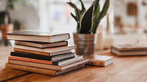Bücher, die man gelesen haben muss - Foto: iStock/Anastasia Gubinskaya