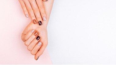 Caramel-Nails sind der Sommer-Look. - Foto: efetova/iStock