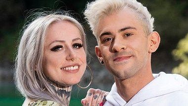 Daniele Negroni und seine Laura waren letztes Jahr zusammen in einer TV-Show. - Foto: TVNOW / Pervin Inan-Serttas
