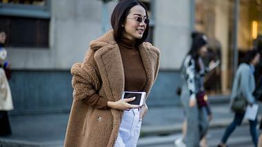 H&M Teddy-Coat: Diesen Mantel will jetzt jede Frau haben - Foto: Getty Images