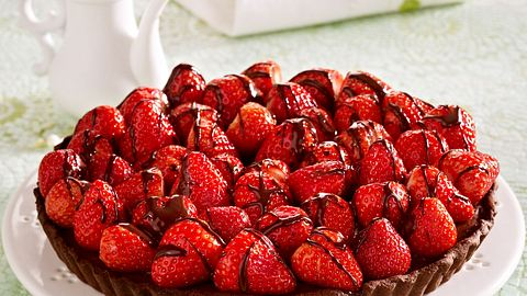 15 leckere Desserts mit Erdbeeren. - Foto: House of Food / Bauer Food Experts KG