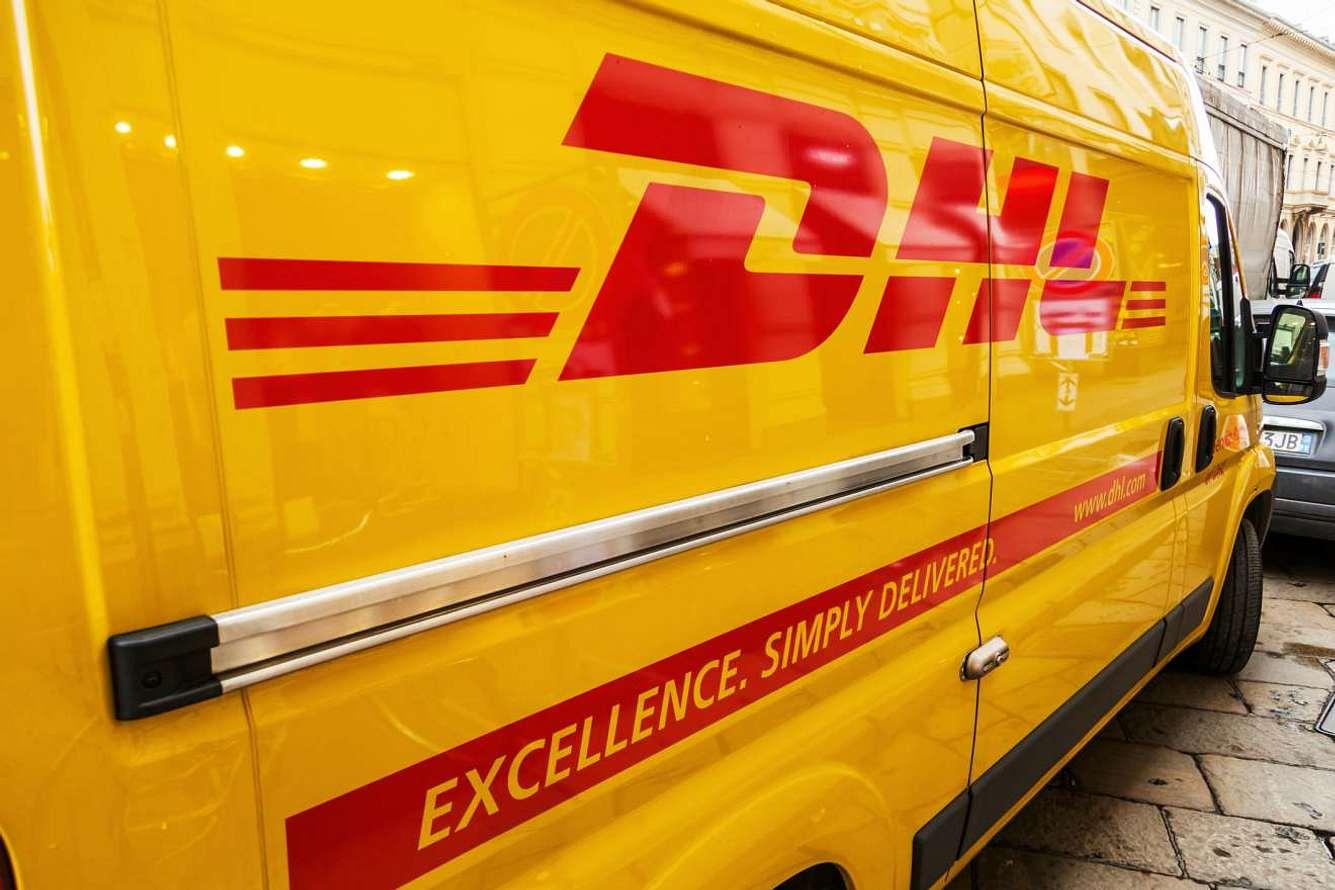 Polizei warnt vor gefälschten DHL- und UPS-Zustellbenachrichtigungen
