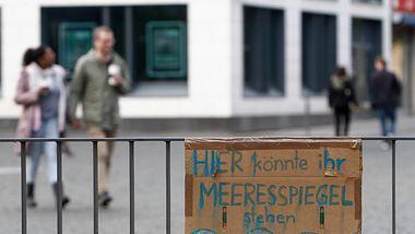 Diese deutschen Regionen sind bei steigendem Meeresspiegel gefährdet - Foto: imago images / Ralph Peters
