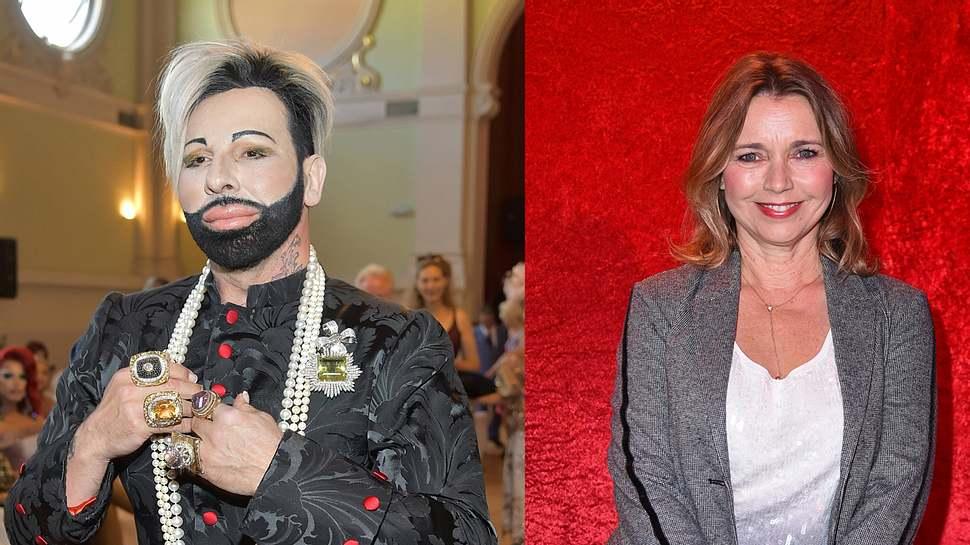 Ziehen Tina Ruland und Harald Glööckler ins Dschungelcamp? - Foto: imago images/ Gartner/ Photopress Müller