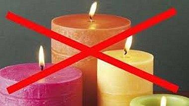 DARUM solltest du Duftkerzen aus deiner Wohnung verbannen! - Foto: Istock