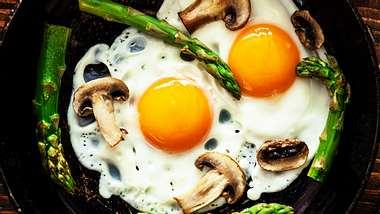 Eier-Diät: Mit Eiern abnehmen - Foto: kajakiki/iStock