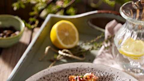 eiweiss diaet rezepte haehnchensalat - Foto: RFF
