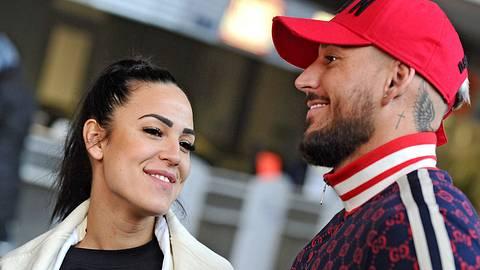 Elena Miras und Mike Heiter sind bekannt für ihre häufigen Streitereien. - Foto: imago images / STAR-MEDIA