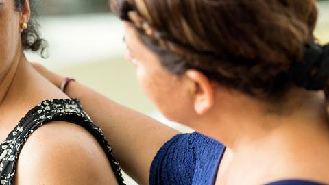 Selbstlose Menschen neigen eher zu Depressionen. - Foto: iStock