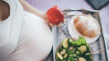 Essen in der Schwangerschaft - Foto: iStock