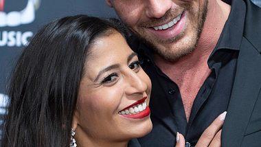Dürfen sich Eva und Chris über Nachwuchs freuen? - Foto: imago images / Sven Simon