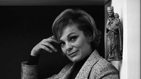 "Eva Pflug war seit ""Raumschiff Orion"" Kult. - Foto: IMAGO / United Archives"