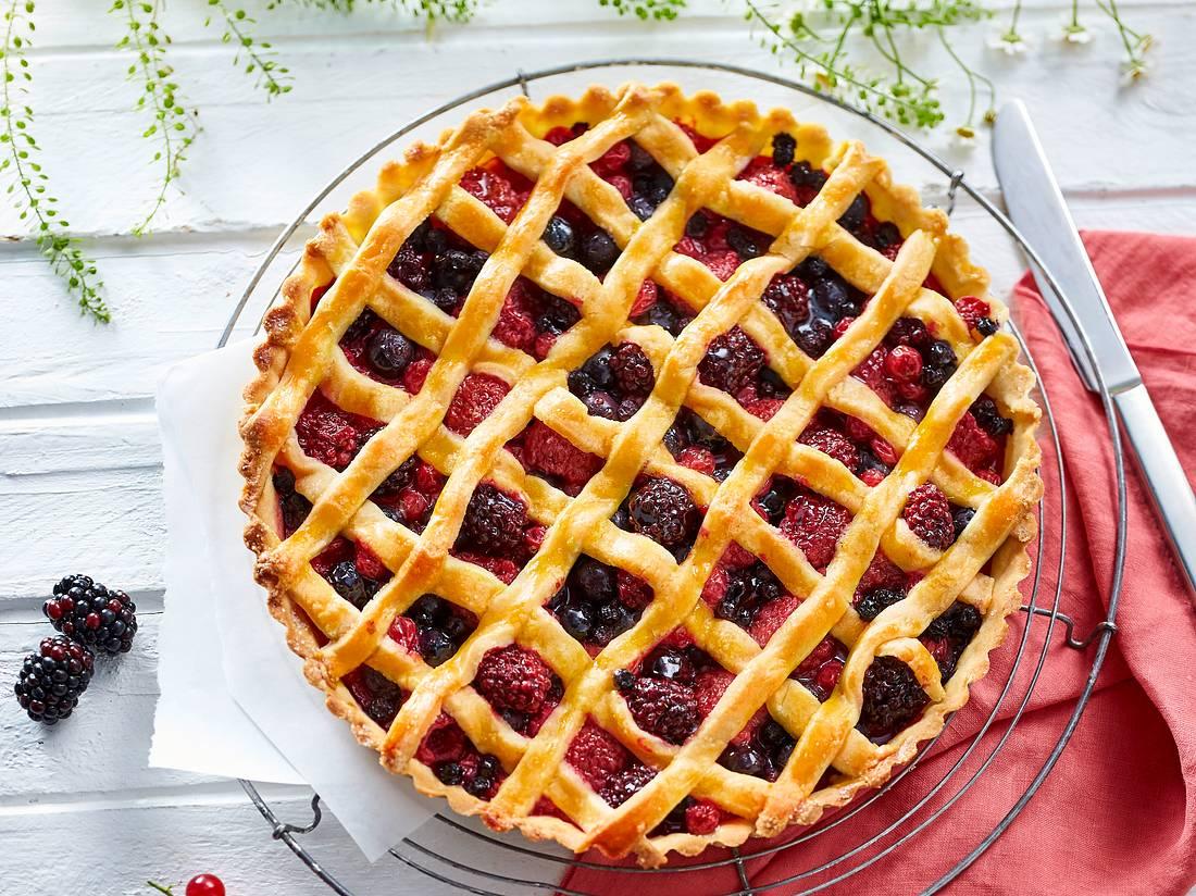 Ein Cherry Pie ist leicht gemacht.