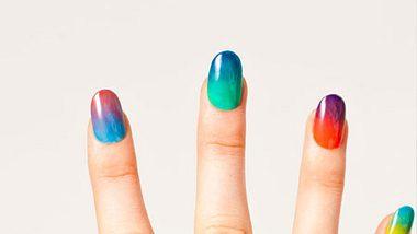 farbverlauf nagellack trend - Foto: Hersteller