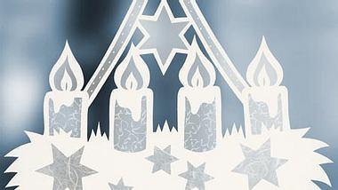 fensterbilder weihnachten - Foto: Frechverlag